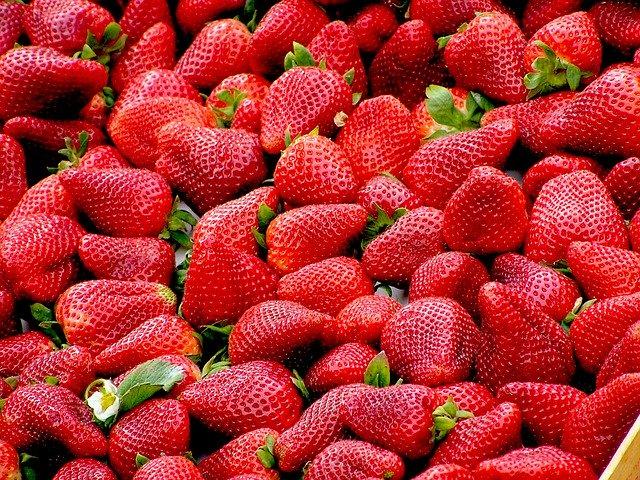 Aardbeien gezond of ongezond